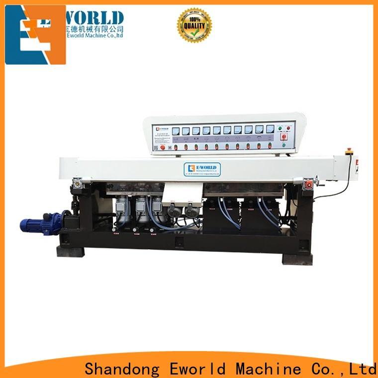 technological glass edge grinding machine edge supplier for global market