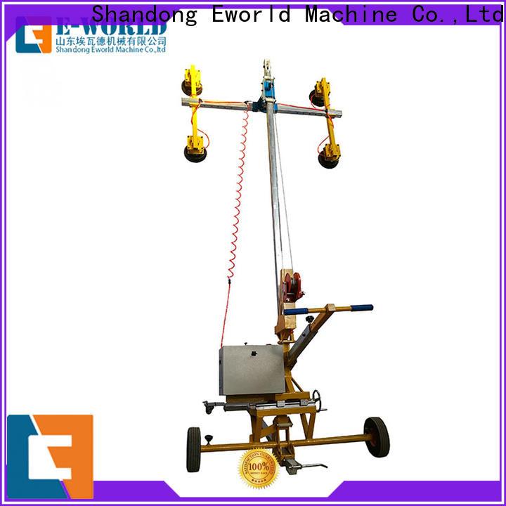 Eworld Machine unique design panel vacuum lifting machine factory for industry