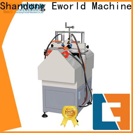 Eworld Machine profile upvc machine manufacturers factory for importer