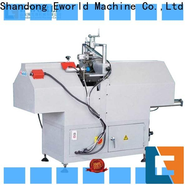 Eworld Machine doorwindow upvc doors and windows manufacturing machines order now for importer