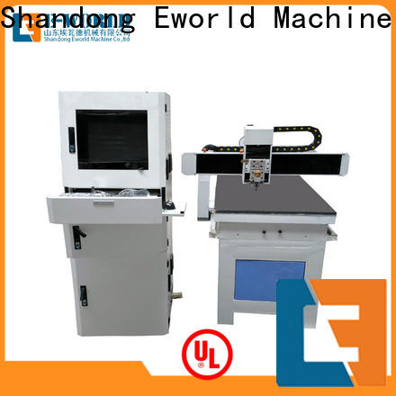 Eworld Machine float automatic glass cutting machine foreign trader for sale