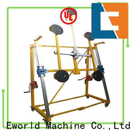 Eworld Machine standardized glass panel lifter for distributor