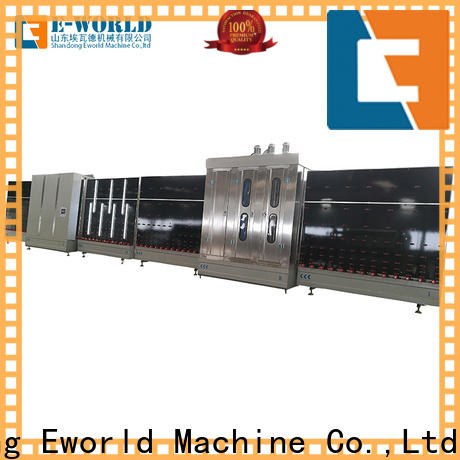 low moq automatic insulating glass machine glass provider for manufacturing