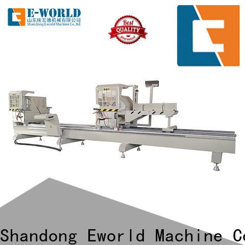 fine workmanship aluminium window crimping machine machine supplier for global market