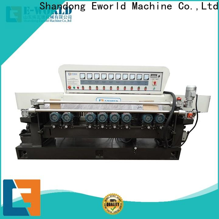 technological glass edge polishing machine for sale side OEM/ODM services for industrial production