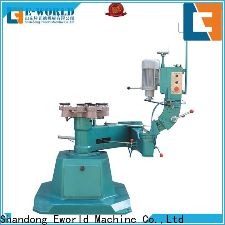 technological glass edging machine price automatic supply for industrial production