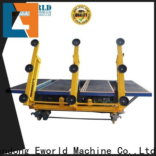 Eworld Machine stable performance glass cutting equipment for business for sale
