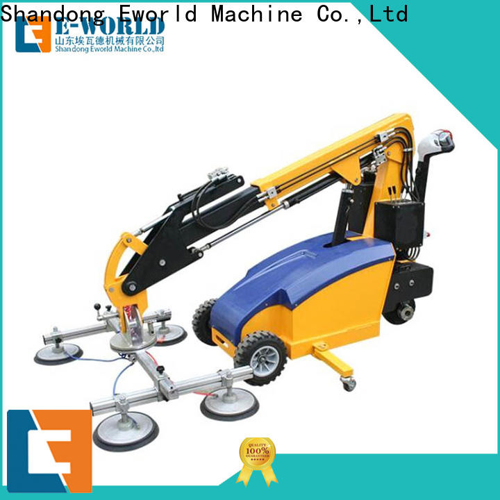 Eworld Machine latest glass lifter machine supply for sale
