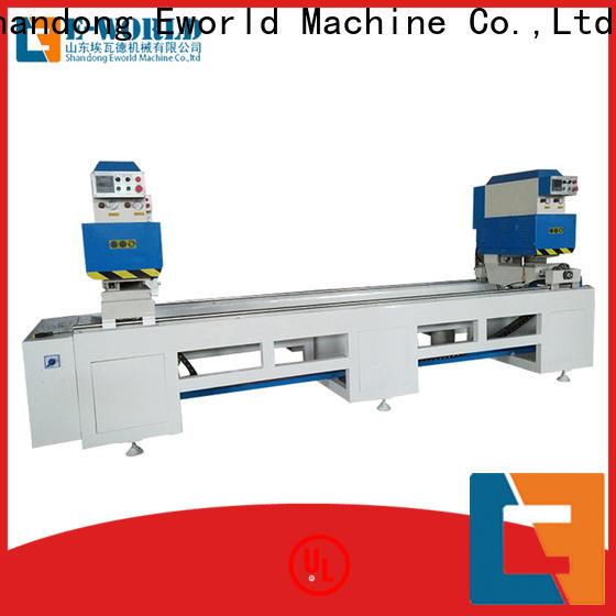 Eworld Machine New upvc welding machine china suppliers for importer