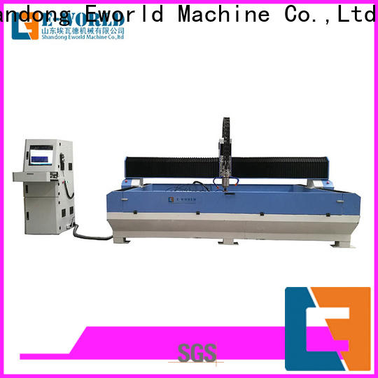 Eworld Machine polishing cnc glass routing milling machine foreign trader for industry