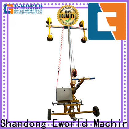 Eworld Machine original mobile glass lifter suppliers for industry