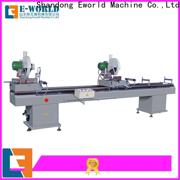 high-quality upvc window making machine price window supply for industrial production