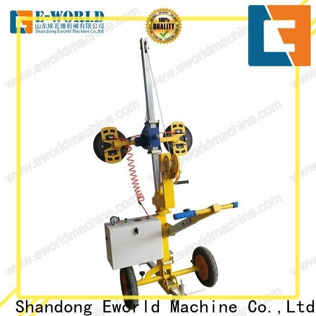 Eworld Machine unique design vacuum glass lifting terrific value for industry