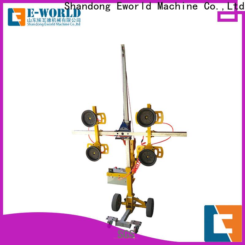 Eworld Machine sucker glass trolley lifter suppliers for sale