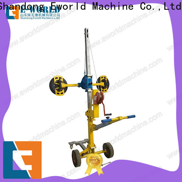 Eworld Machine outdoor glass transport lifter terrific value for industry