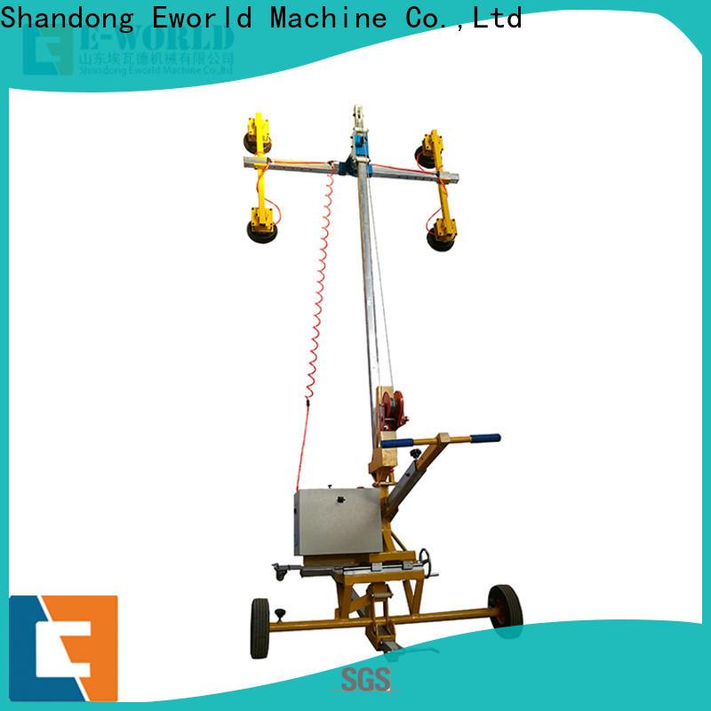 Eworld Machine latest glass lifting machine for business for distributor