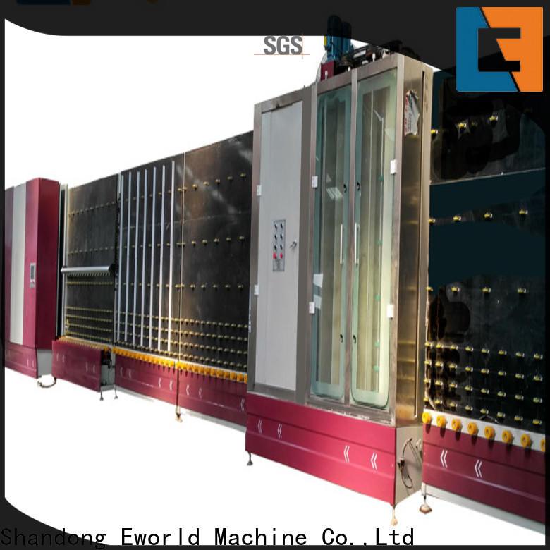 Eworld Machine double double glazing machinery wholesaler for manufacturing