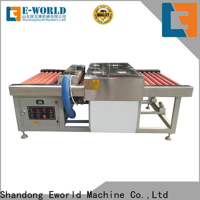 custom horizontal glass washing machine washer for business for industry