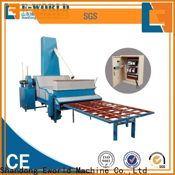 Eworld Machine top glass sandblasting machine for sale supply for manufacturing