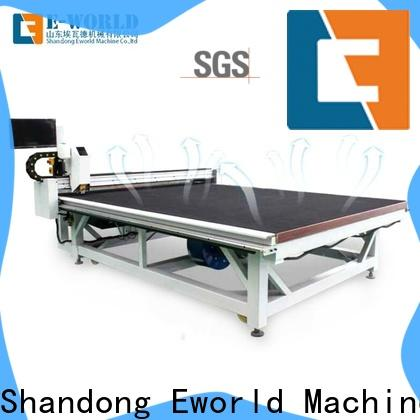 Eworld Machine loading glass cutting table manufacturers factory for machine