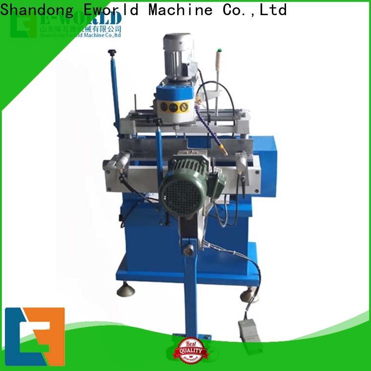 Eworld Machine best upvc welding machine price suppliers for importer