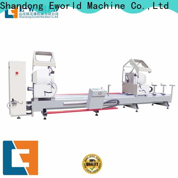 fine workmanship aluminum windows hardware punching machine end for business for industrial production