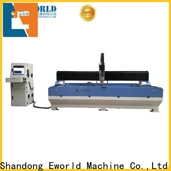 Eworld Machine custom cnc glass drilling milling machine company for industry