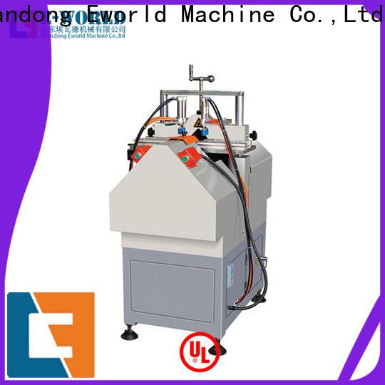 Eworld Machine making vinyl window machine for business for manufacturing