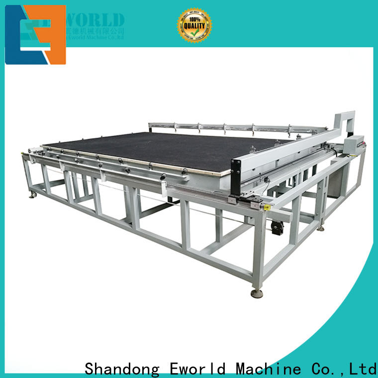 good safety glass cutting table price automatic suppliers for machine
