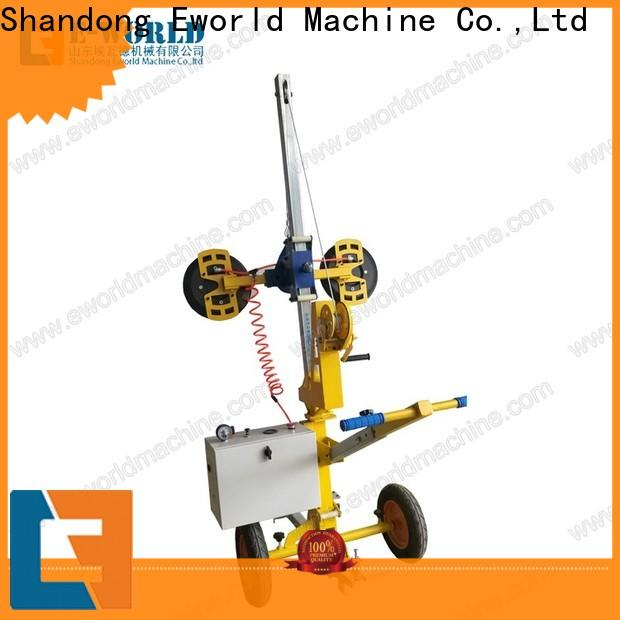 Eworld Machine standardized dual cup suction lifter company for sale