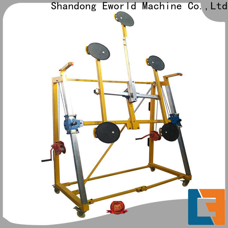 Eworld Machine high-quality dual cup suction lifter manufacturers for distributor