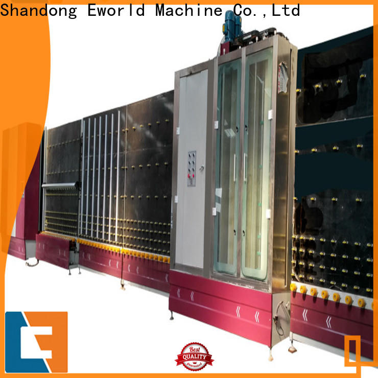 Eworld Machine sealing insulating glass production line manufacturers for industry