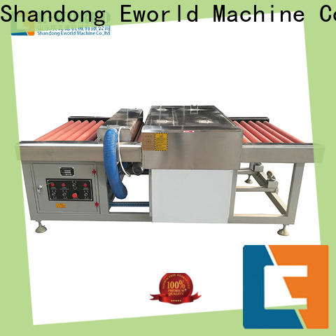 Eworld Machine high-quality automatic glass washing and drying machine international trader for industry