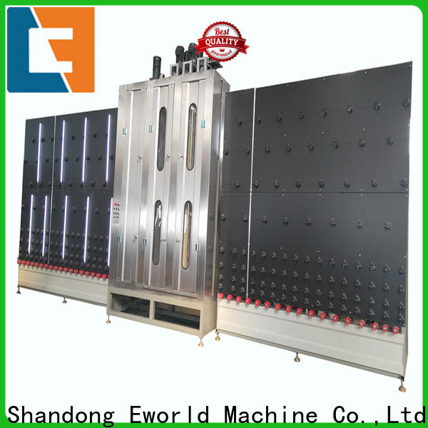 Eworld Machine latest glass washing and drying machine supply for distributor