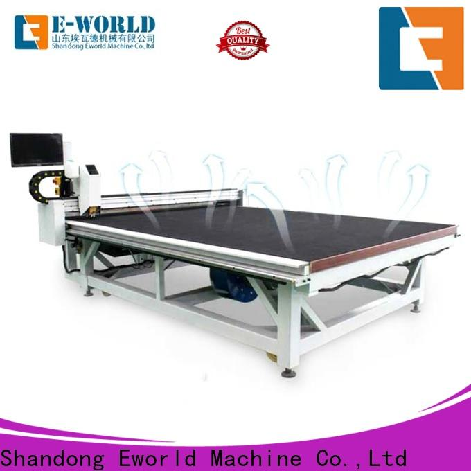 high reliability glass cutting table manufacturers laminated manufacturers for industry