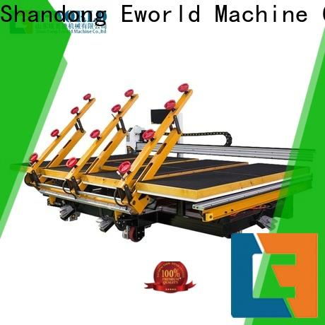 Eworld Machine good safety mirror glass cutting machine manufacturers for industry