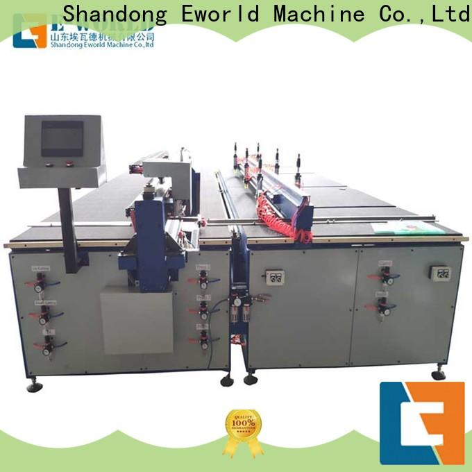 Eworld Machine stable performance glass cutting machine for sale suppliers for industry