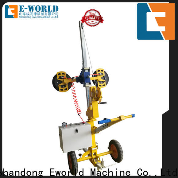 Eworld Machine top glass lifter machine terrific value for industry