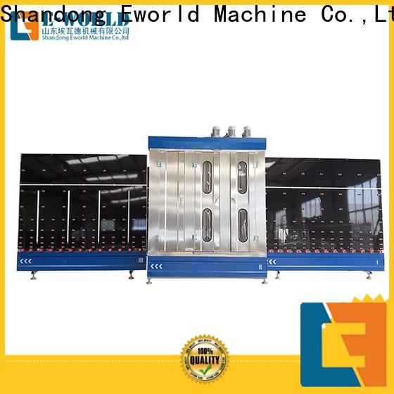 wholesale open top vertical glass washer automatic supply for industry