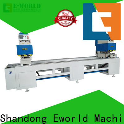 Eworld Machine custom upvc window machinery for sale supply for industrial production