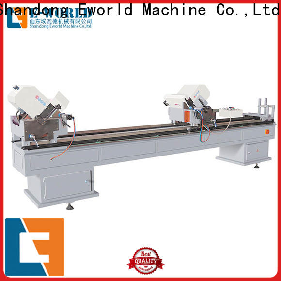 Eworld Machine top upvc making machine company for industrial production