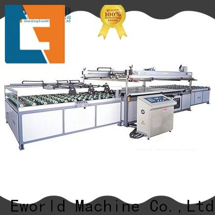 high-quality pet film screen printing machine machine trader for industrial production