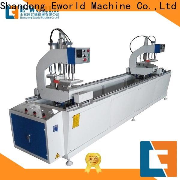 custom pvc window machinery doorwindow factory for importer