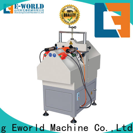 Eworld Machine high-quality glazing bead saw supply for industrial production