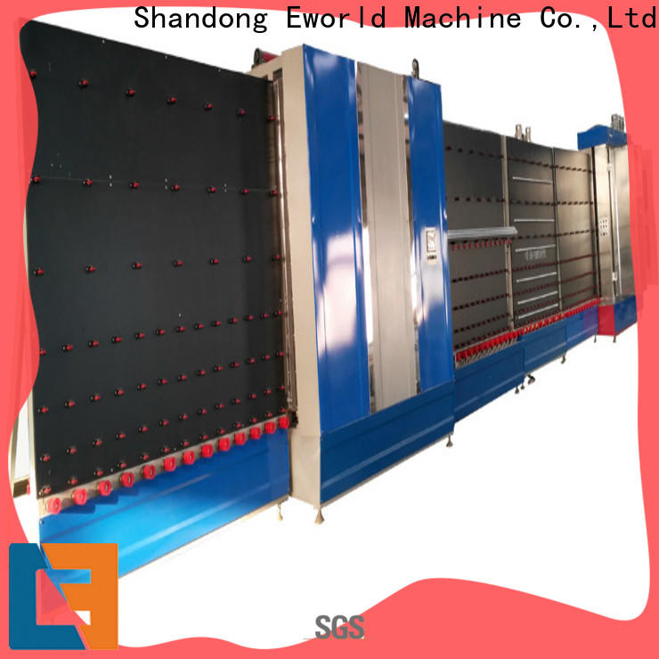 Eworld Machine wholesale vertical insulating glass machinery company for commercial industry