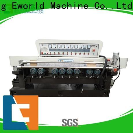 Eworld Machine edging glass edge processing machine manufacturers for manufacturing