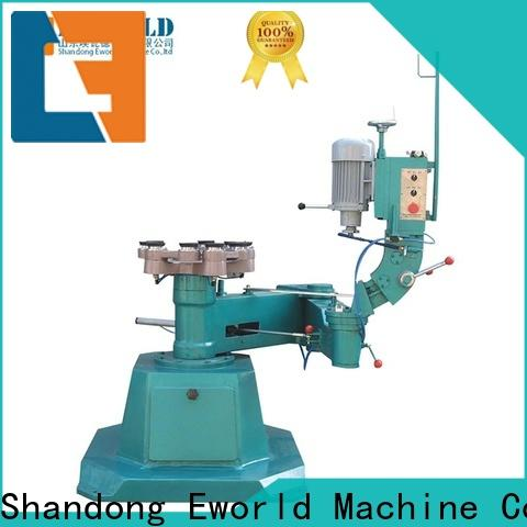 Eworld Machine best glass polishing equipment OEM/ODM services for manufacturing