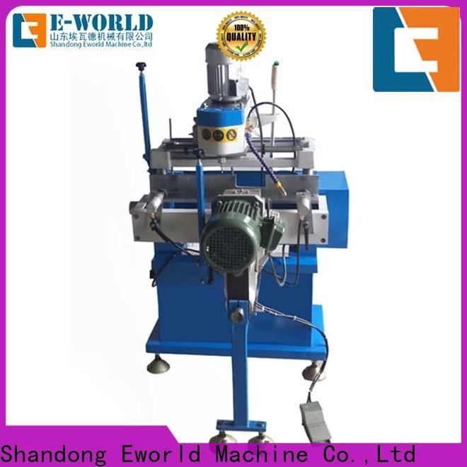 Eworld Machine window upvc window machine price suppliers for importer