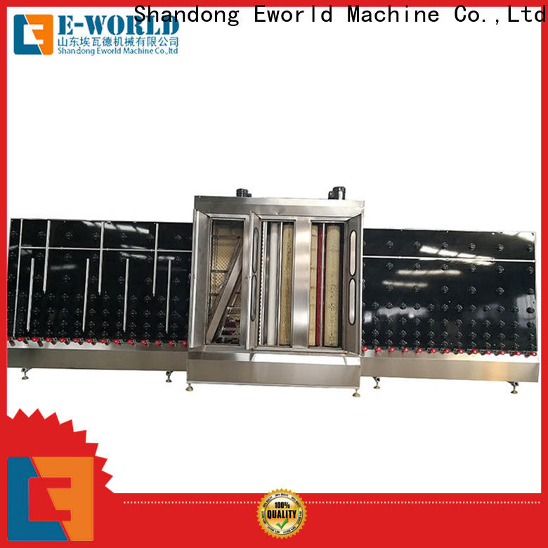 wholesale glass washing and drying machine for home horizontal for business for distributor