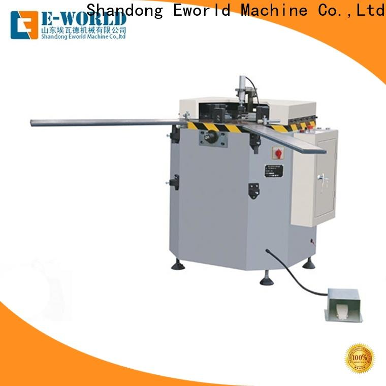 wholesale aluminum double head cutting window machine machine supply for manufacturing